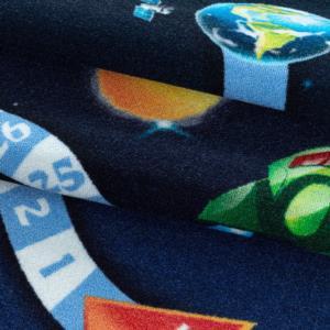 Ayyıldız Halı Play Polyamid Çocuk Halısı 2910 Navy