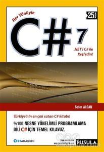 Her Yönüyle C# 7.0 Sefer Algan