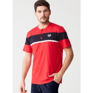 Mod Collection 3234 Erkek Pijama Takımı Kırmızı