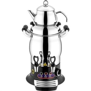 Remta Mini Çift Demlikli Çay Makinesi 5 lt R25
