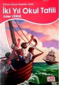 İki Yıl Okul Tatili-Jules Verne
