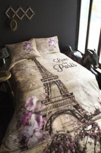 İssimo Çift Kişilik Paris Ranforce Nevresım Takımı