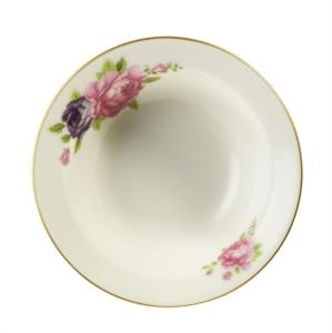 Kütahya Porselen 24 Parça Jasmine 9425 Fileli Bone Yuvarlak Yemek Takımı