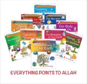 Everything Points to Allah (10 Kitap Set)-Hekimoğlu İsmail