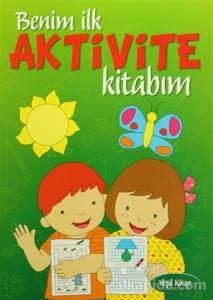 Benim İlk Aktivite Kitabım - Yeşil Kitap