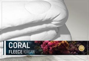 HSN Coral Fleece Yorgan Tek Kişilik