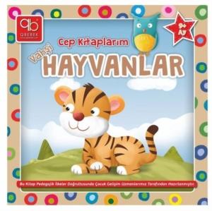 Q Bebek Cep Kitaplarım Vahşi Hayvanlar-Kolektif