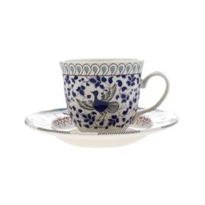 Karaca Mai Selçuklu Serisi 2 Kişilik Çay Fincanı