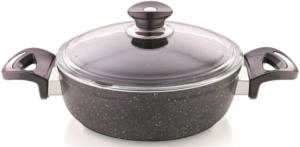 Remetta Granit Karnıyarık Gri 28 Cm