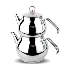 Fms Aşiret Serisi Sade Büyük Boy Çaydanlık- 4012