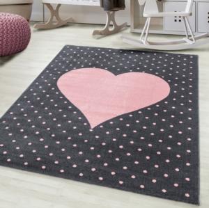 Ayyıldız Halı Bambi 0830 Pink