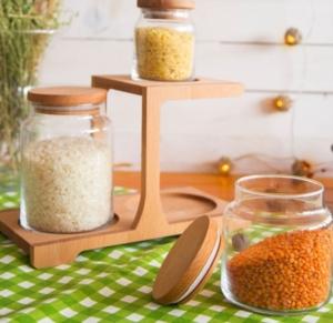 Joy Kitchen Branch 3Lü Kavanoz Seti - 1K1O1B UP00345