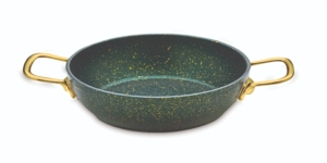Evimsaray Granit Yeşil 22cm Sahan S-8322
