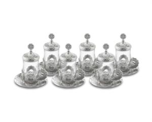 Sena Selçuklu Çay Bardağı 6'lı Kutulu 188-K-11