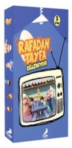 Rafadan Tayfa Eğleniyor (5 Kitap Takım)-Kolektif