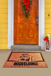 Chilai Home Enjoy 45X70 Cm İç ve Dış Kapı Önü Paspası