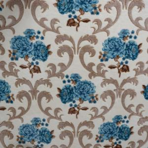 Prado Wellsoft Kumaş Halı Örtüsü Flower HO12