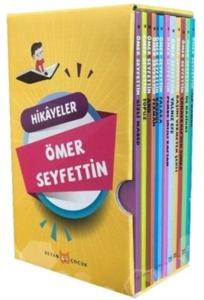 Ömer Seyfettin Çocuk Kitapları Ortaöğretim (12 Kitap Takım)-Ömer Seyfettin