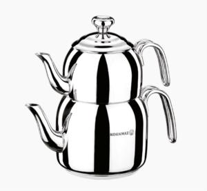Korkmaz Droppa Çaydanlık Takımı A056