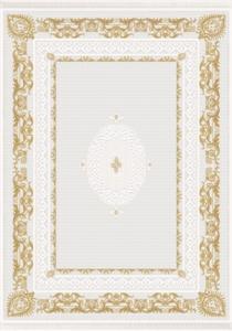 Halı m&y Life İnci Halı Gold Serisi D-268