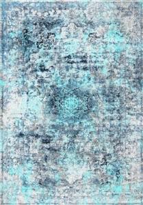 Decovilla Halı Kayra Serisi Turkuaz 11011-103
