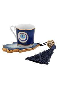 Ömür Kahve Takımı Dekor No:382