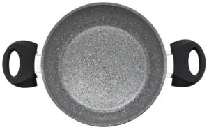 Ece Granitec Tek Sahan 18 cm Gri