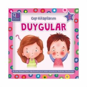 Q Bebek Cep Kitaplarım Duygular-Kolektif