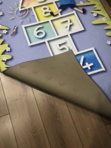 Markaev 3D Polyester PVC Tabanlı Halı 904