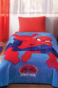 Taç Kristal Tek Kişilik Lisanslı Spiderman Ultimate Battaniye