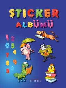 Sticker Albümü-Kolektif