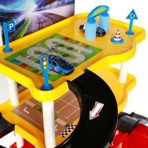 Dede 3 Katlı Garaj Oyun Seti