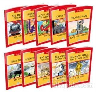 İngilizce Hikaye Seti - Stage 2 (10 Kitap Takım)
