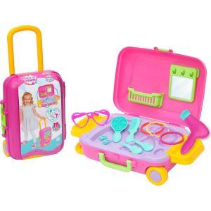 Dede Candy  and  Ken Güzellik Set Bavulum