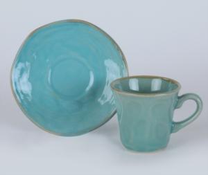 Keramika Ocean Kahve Takımı 12 Parça 6 Kişilik - 19009