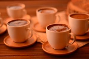 Bambum Meyo 6 Kişilik Kahve Fincan Takımı B0294