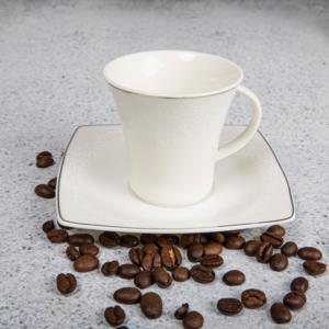Güral Porselen 12 Parça Caroline Türk Kahvesi Takımı 5498