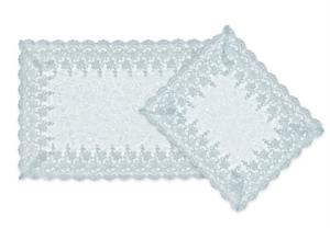 Brillant 2`li Dantelli Klozet Takımı Mint BPS11159.805