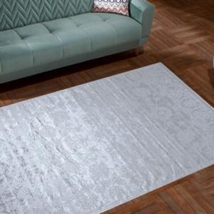 Merinos Halı Velvet Serisi  1110 95 Grey