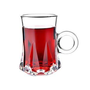 Perotti 11874 Gianna 6lı Cam Çay Fincanı