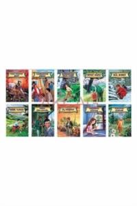Çocuk Hikayeleri Dizisi (10 Kitap Takım)-Ömer Seyfettin