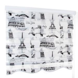 Sena Home ZP 5006 Stor Zebra Perde