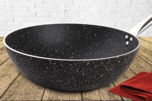 Esta Professional Granit Wok Tava Elit Kulp 28 Cm