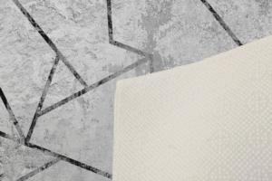 Homefesto Dekoratif Dijital Baskılı Yıkanabilir Kaydırmaz Halı EEXFAB825