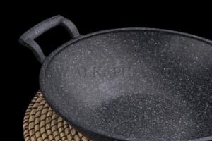 Falez Black Pkus Döküm Kavurma 30 cm Tavası  BLC 3014