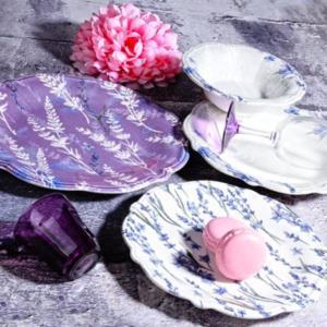 Kosova 24 Parça Porselen Yemek Takımı Fulya Fiore -401