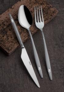 Onon Mira 84 Parça Saten Çatal Kaşık Bıçak Takımı Kutulu Set