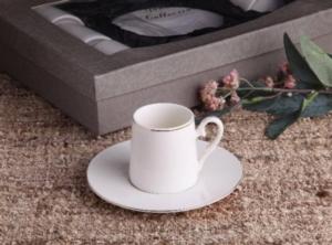 Gönül Porselen Kahve Fincan Takımı G2193