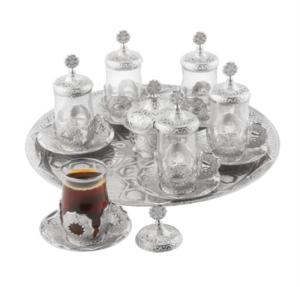 Sena Selçuklu 6'lı Çay Seti 189-K-11