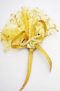 Allah Muhammed Lafzı - Lavanta Kokulu - Gold Renk - Mevlüt Hediyeliği